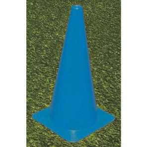 Birillo senza foro sulla sommità h 38 cm per allenamenti calcio BARRET