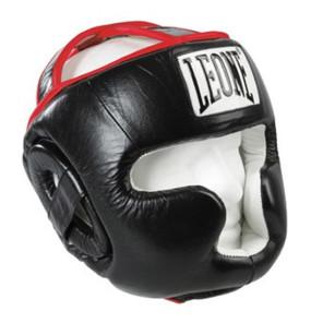 Casco Boxe LEONE Full Cover Leone CS426