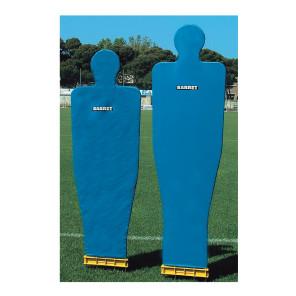 Rivestimento per sagoma h 160 cm Blu in nylon impermeabile con cerniera