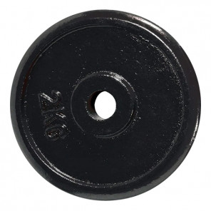 Dischi in ghisa verniciata con foro diametro 25 mm BARRET