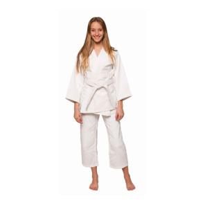 Judo-Gi Beginner divisa BEMARTIAL bianca