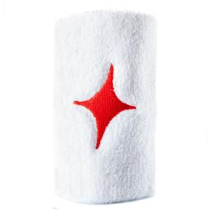Polsino singolo per Padel e Tennis STARVIE Bianco