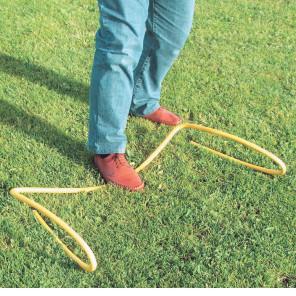 Ostacoli calcio per adulti altezza fissa da 12 a 60 cm larghezza 80 cm BARRET
