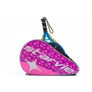 Fodero per Racchetta Padel STARVIE Tour Bag Pink