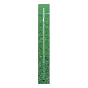 Paletto slalom con puntale per allenamenti calcio BARRET A007 h 170 cm