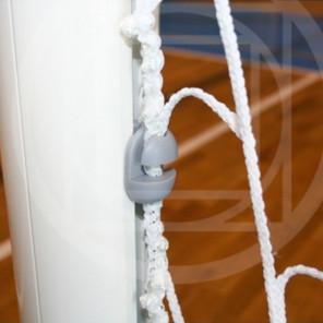 Porte da calcetto regolamentari 3x2 metri in alluminio trasportabili ARTISPORT
