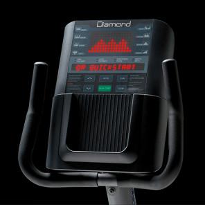 Recumbent magnetica professionale JK FITNESS DIAMOND D40