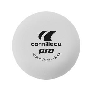72 Palline da Ping-Pong bianche 1 stella CORNILLEAU Pro