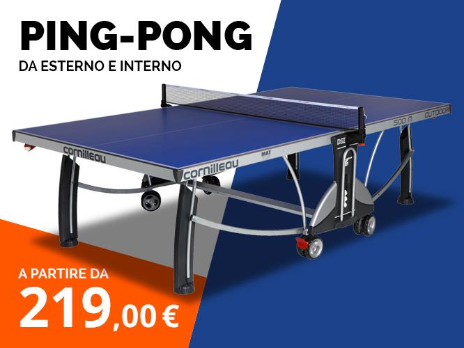 Vendita on line Ping-Pong